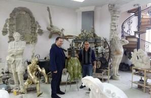 Харьковский скульптор создаст новый памятник Шевченко