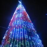 Украинские дети забыли алкоголика Деда Мороза