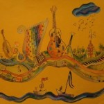 выставка,рисунок,дети,галерея