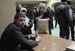 День выборов в Харькове