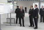 Виктор Янукович осмотрел аэропорт Харькова