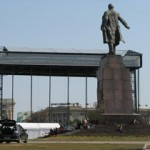 Queen City в Харькове на площади Свободы