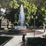 Сквер на проспекте Фрунзе напротив храма станет Европой