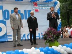 Добкин и Кернес посетили самую уникальную выставку Харькова