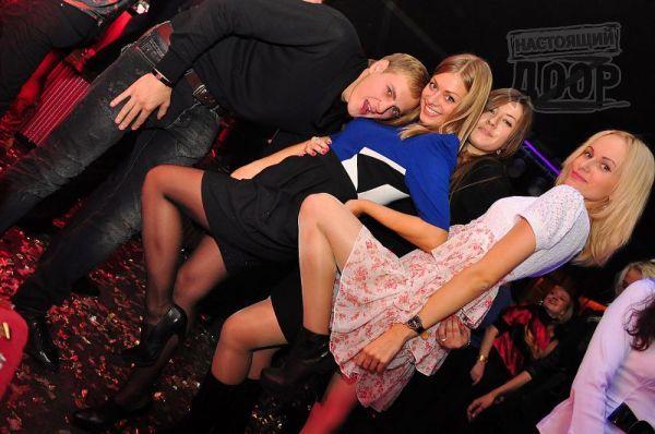 9 октября 2010 / В джазе только девушки / Radmir, клуб / Харьков.