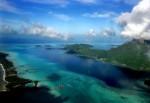 Бора-Бора: подводный мир Французской Полинезии
