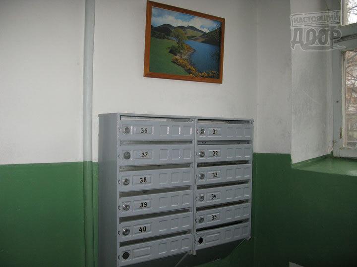 Как отремонтировать почтовый ящик в подъезде своими руками 49
