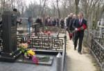 Михаил Добкин встретился с Юрием Гагариным на могиле сгоревшего космонавта