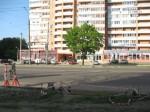 Реконструкция проспекта Гагарина идет полным ходом