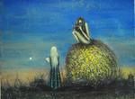 Выставка картин Марины Бойко «Иллюзии памяти»