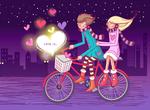 В День Валентина дома сидеть не стоит