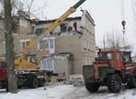 Взрыв газового баллона в купянском жилом доме