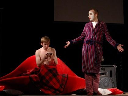 Секс спектакль на сцене фото 705-955