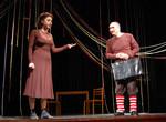 9 жизней Эдит Пиаф на сцене Дома Актера