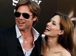 Джоли и Питт реставрируют для свадьбы замок