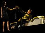 В театре Шевченко показали спектакль «про это»