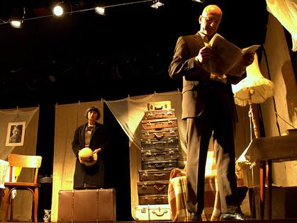 «Если бы акулы были людьми» - спектакль одесского «Театр на Чайной»
