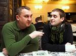 Михаил Кабанов и Олег Каданов