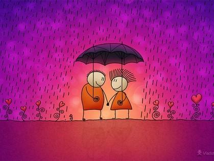 В этот праздник романтика даже в воздухе!