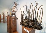 Выставка «Бронзовые рассказы» в Муниципальной галерее