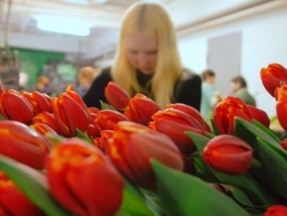 8 Марта – главный праздник весны