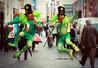 Во многих странах проходят масштабные парады в честь Дня Святого Патрика