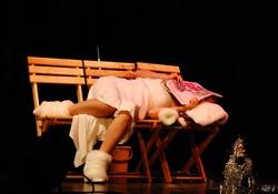 Героинями премьерного спектакля от Харьковского Открытого Театра овладели желания