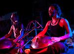 Слияние древних инструментов с хангом – космическая музыка