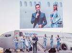 Организаторы провели  Audi sky line в аэропорту