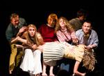 «Как в коже твоей» открыл театральный сезон в Доме Актера