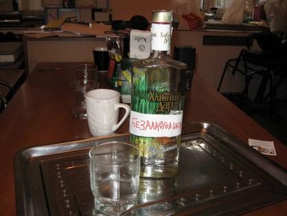 безалкогольная водка