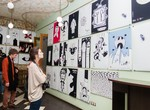 Выставки плаката фестиваля «Живи» проходит в Доме Актера