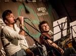В арт-клубе «Pintagon» выступили Алдошин и Копылов