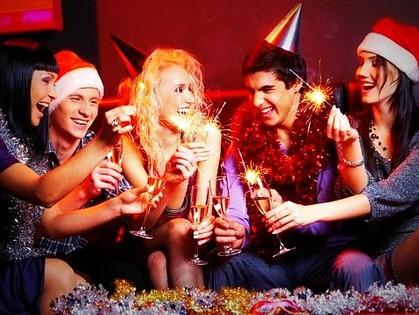 Шумный Новый год 2014 в Харькове: лучшие клубные вечеринки