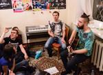 Оркестр Че провели новогодний квартирник в Харькове