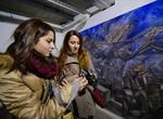 В ЕрмиловЦентре открылась выставка Евгения Светличного Цикл «20 картин»