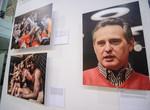 В Харькове проходит выставка всемирно известного фотографа Ефрема Лукацого