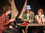 Театр «Котелок» показал спектакль «Вий. Докудрама»
