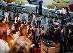 «Друга Рiка» выступили в арт-клубе «Корова»