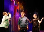 Харьковский «Открытый театр» показал спектакль «в ритме танго»