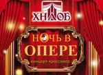 Харьковчане проведут «Ночь в опере»