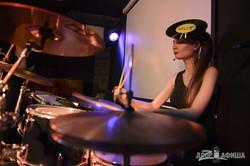 """Girls band """"Excite"""" дал концерт в """"Агате"""""""