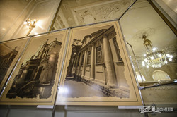 Выставка «Расстрелянная архитектура» начала свою работу