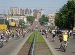 Квест, вело-поло и огненное шоу: в Харькове пройдет Осенний велодень