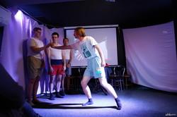 Театр Воробушек украл Монти Пайтон и показал харьковчанам