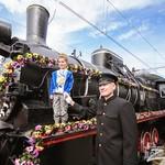 Поздравляем железнодорожников и играем счастливые свадьбы