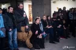 Открытие выставки  «Оккупированные искусством» в ЕрмиловЦентре