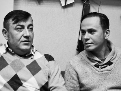 Роман  Абашидзе и Дмитрий Дубров