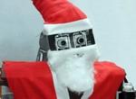 С Новым Годом гостей будет поздравлять Робот Дед Мороз
