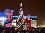 В Парке Горького будут отмечать Новый год: программа